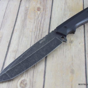 11.75 MTECH FIXED BLADE FULL TANG HUNTING KNIFE WITH NYLON SHEATH