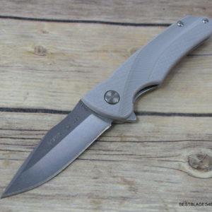 BUCK 840 SPRINT BALL BEARING FOLDING KNIFE RAZOR SHARP BLADE MADE IN USA