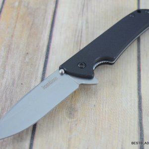 "KERSHAW ""SKYLINE"" FOLDING POCKET KNIFE WITH CLIP ""MADE IN U.S.A"" RAZOR SHARP"